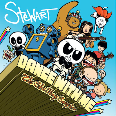 Stewart - Dance With Me CD